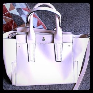 London Fog Crossbody Tote